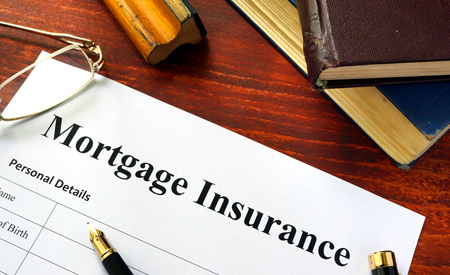 Mortgage insurance protects the lender in the event that you fall behind on your payments.