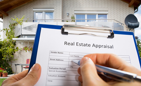 Your lender will require a real estate appraisal when buying a home in Green Valley AZ