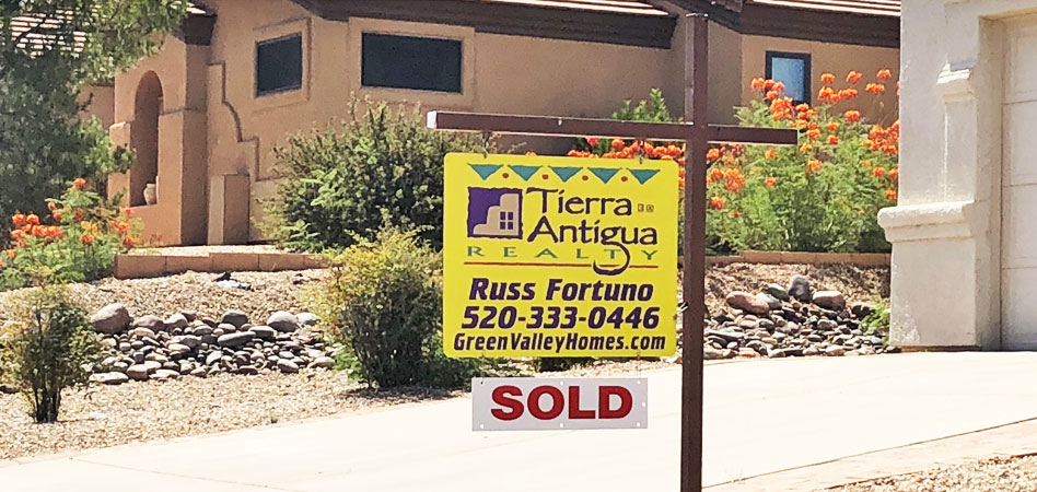 Russ Fortuno, Green Valley AZ Homes, Tierra Antigua Realty