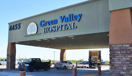 Green Valley Hospital exits bankruptcy