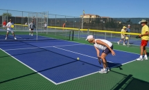 Pickle Ball Courts at GVR Canoa Ranch