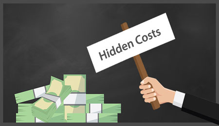 4 hidden costs of not owning your own home