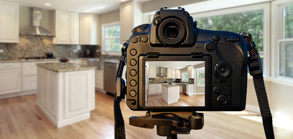Preparing your home for photographs