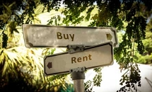 Owning will always be better than renting