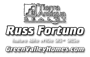 Green Valley Homes | Search Green Valley AZ Real Estate and Homes for Sale | Russ Fortuno, Tierra Antigua Realty