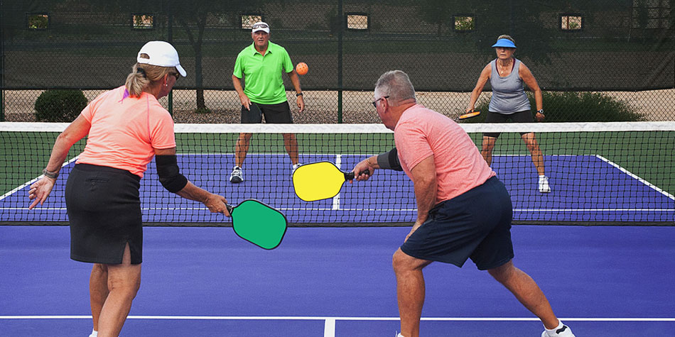 Green Valley Recreation (GVR) members enjoy unlimited possibilities for leisure, leaning and play.